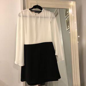 Zara - Large Combined Cape Dress